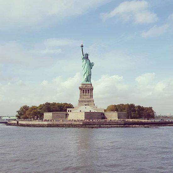 Coming to America. Statueofliberty USA Home Newyork NYC EddieMurphy Freedom Merica