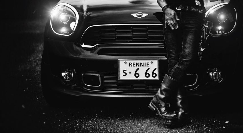 The Drive black vehicle Bmw Mini PACEMAN Mini Black And White Monochrome Photography Repost Challenge