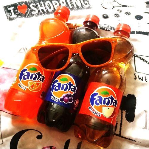 enjoy the 3 flavours of fanta Taking Photos Enjoying Life First Eyeem Photo