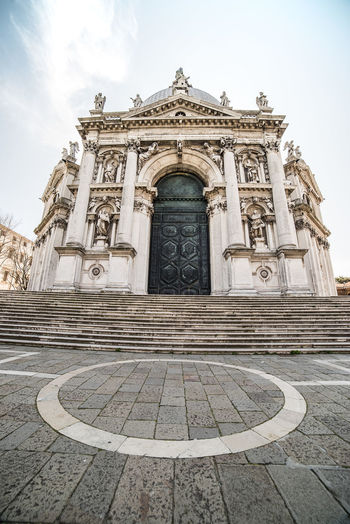 Architecture Building Exterior Church City Day Door Europe Historical History No People Old Outdoors Sky Square Stairs Tipical Travel Destinations