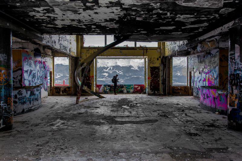 Urbex Abandoned