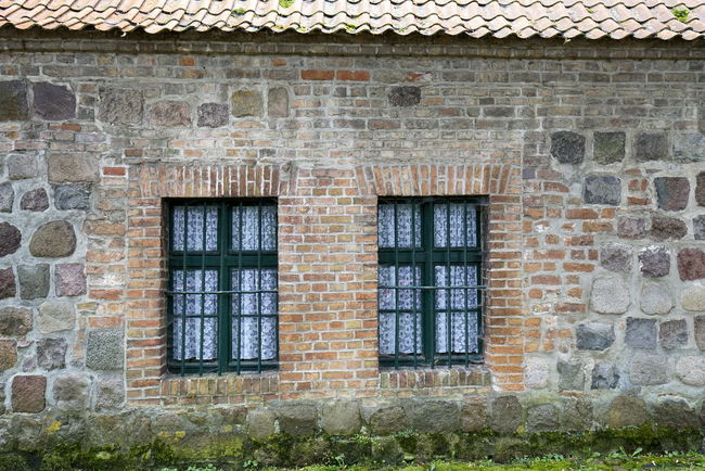 Architecture Brick Wall Building Exterior Built Structure Day No People Outdoors Window