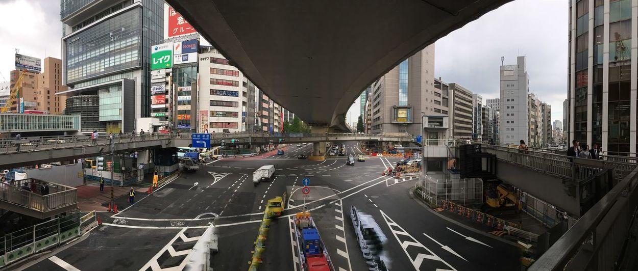 Gritty urban street photography around Shibuya, Tokyo. City Dark Dystopian Gritty Overpass Realism Shibuya Street Urban