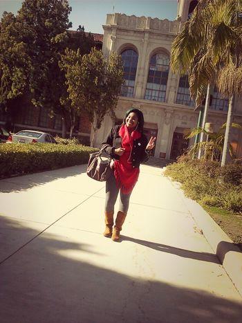 Last Day At Hamilton High:(