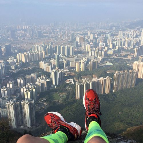 Finding New Frontiers Hong Kong Kowloon Peak