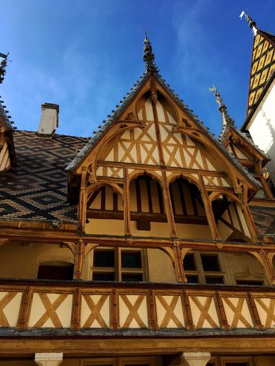 Hôpital de Beaune Architecture History Hospital Coulours  Roof first eyeem photo EyeEmNewHere
