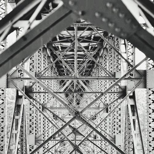 Kevinnakphoto Bridge Washington Architecture Structure B&w Photography B&w Street Photography B&w