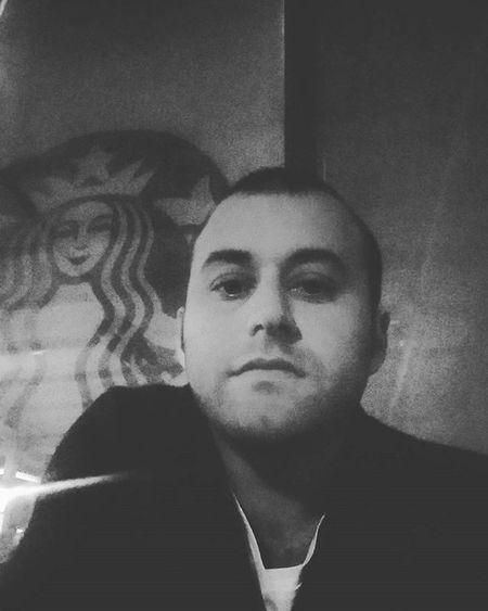 Ibrahimatasevn Siyah Beyaz Starbucks