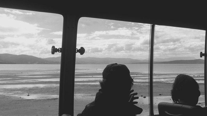 Starting A Trip Tasmania Blackandwhite Taking Photos Black & White Traveling The Traveler - 2015 EyeEm Awards The Great Outdoors - 2015 EyeEm Awards