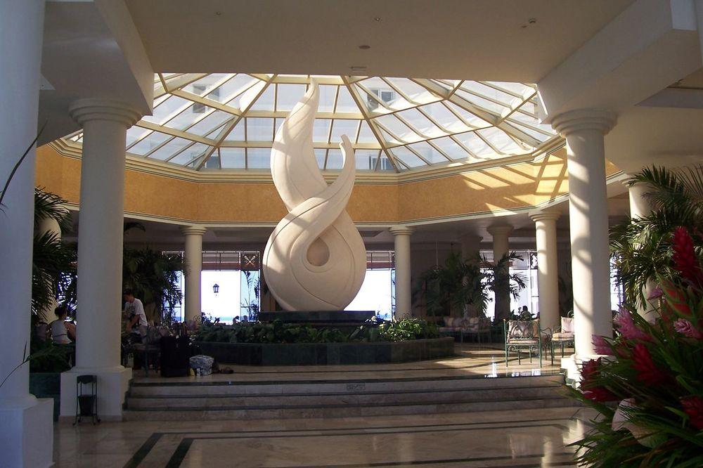 Runaway Bay Saint Ann Parish All Inclusive Architecture Grand Bahia Principe Hotel Jamaica Resort Runaway Bay, Jamaica Sculpture