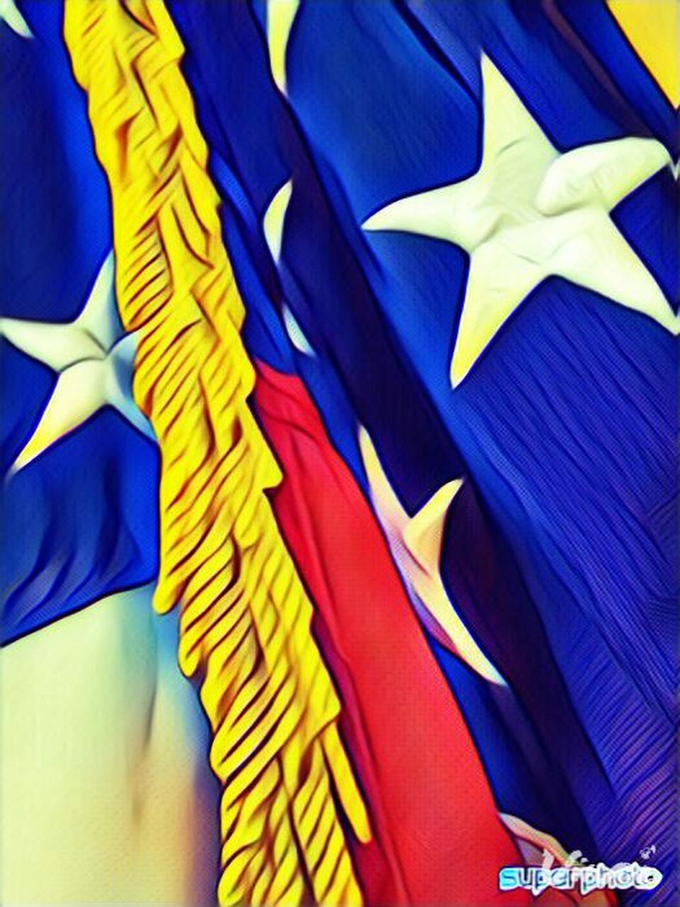 blue, multi colored, textile, flag, human body part, patriotism, full frame, abstract, yellow, pattern, backgrounds, close-up, day, people