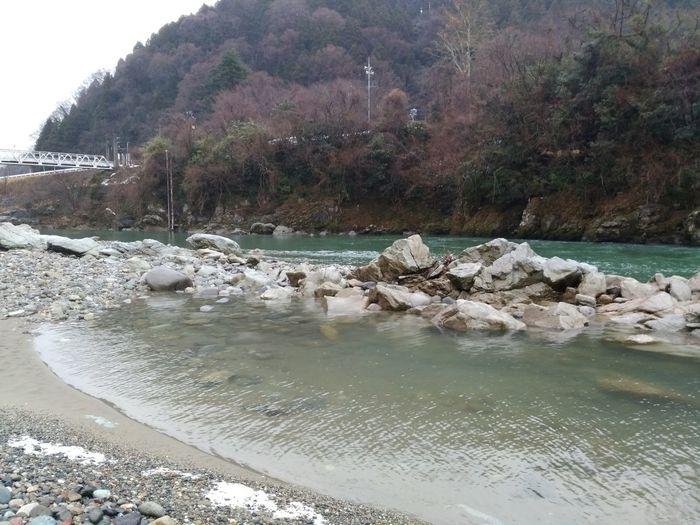 Moment Ishikawa, Japan Relaxingtime Healingplace Scenery Shots 手取川 Eveningscenery Winterscenery River Outdoors Winter Scene