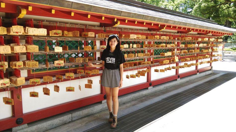 祈り🙏 Praying Happygirl Yes 祈り 神社