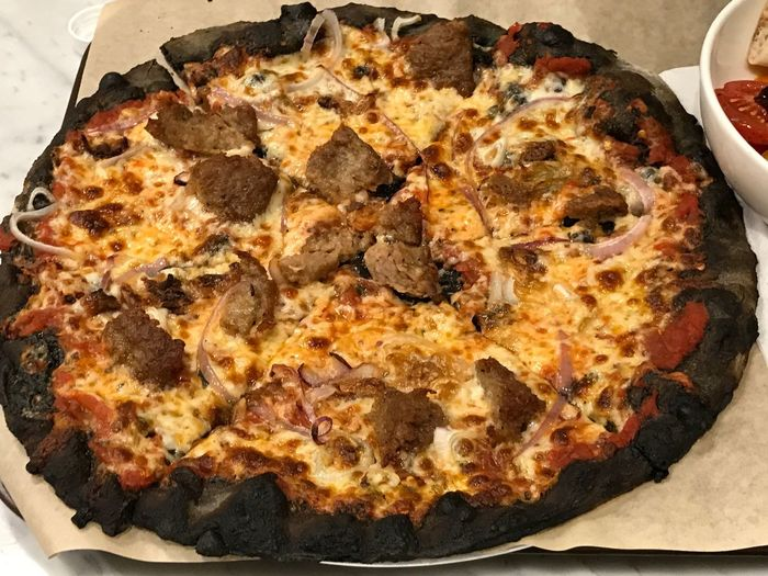 Lucano pizza on carbone dough Foodspotting
