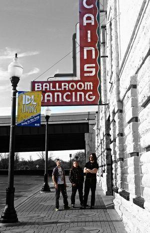 Mybeautifuldisaster Band Cains Ballroom Tulsa,oklahoma
