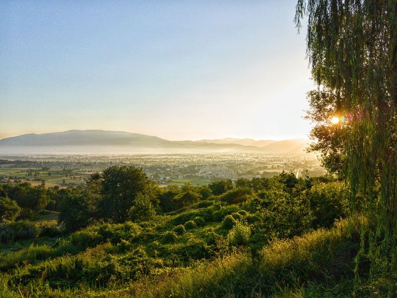Showcase July Sunrise Umbria, Italy Landscape Hello World Relaxing Enjoying Life Holiday Sun Italy 43Golden Moments Turistic Places The Week On EyeEm A Bird's Eye View