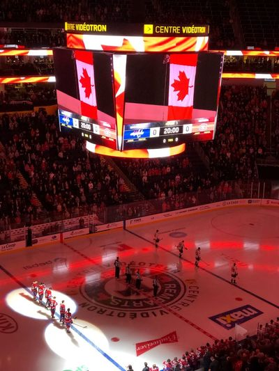 Hockey Night in 🇨🇦 Hockey Night Sports Photography Sport Hockey Arena Urban EyeEmNewHere Nofilter Nofilter#noedit Quebec High Angle View Illuminated Night Sport Large Group Of People Flag Group Of People Crowd Text City Cold Temperature Architecture Real People Winter Sport Patriotism Winter Ice Rink