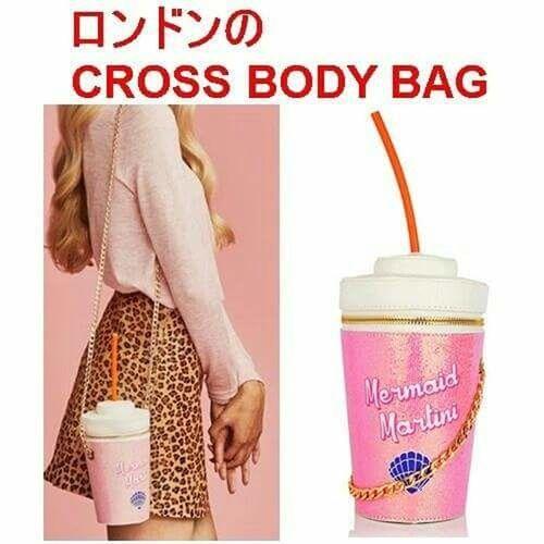 セレクトショップレトワールボーテ ブレスレット ファッション バッグ ショルダーバッグ ストロー ボトル