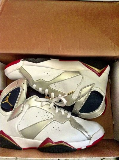 Jus Came In The Mail Today #olympic7s