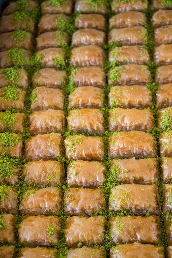 Baklava, Baklawa Turkish Dessert