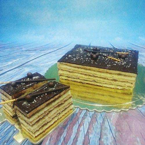 Sweetart Opera Cake Gateau Cake Sweets