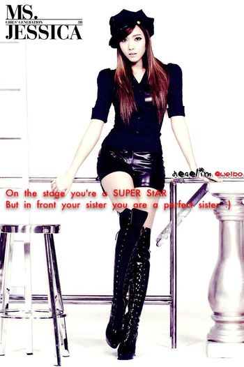 This is the feel after i watching ONSTYLE Jessica Jung Krystal Jung The Jung Sister  Onstyle  First Eyeem Photo