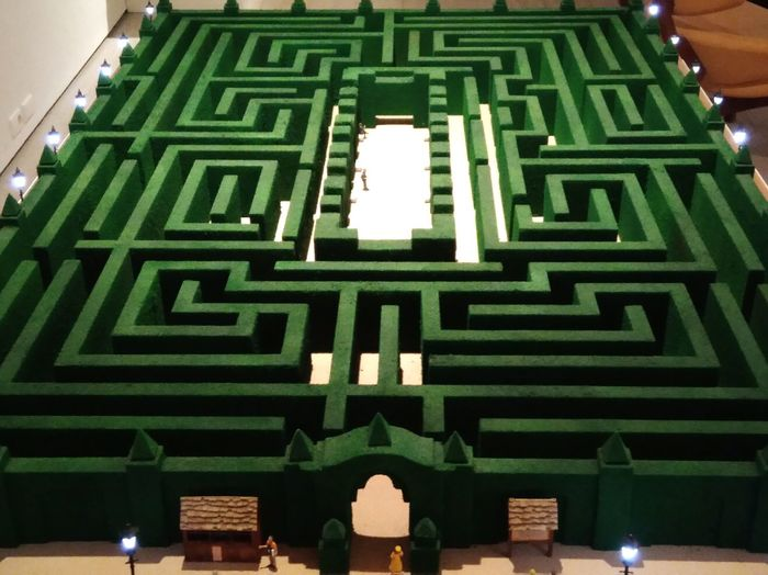 The shining maze model Museum MOVIE Cinema The Shining Shining Stanley Kubrick Kubrick EyeEm Selects