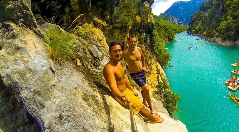 Gopro enables us to capture photos unlikely places ... Growing Better Share Your Adventure The Traveler - 2015 EyeEm Awards