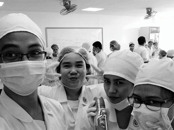 Laboratory College Friends Microbiology Lab EyeemPhilippines Philippines