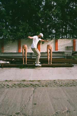 35mm 35mm Film Analogue Photography Skateboarding Film Photography Filmisnotdead Leicam6 Superia400
