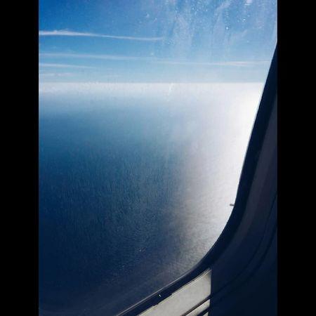 Water Airplane Luxury Window Sky Close-up Travel