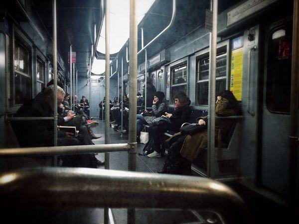 Underground Urban People Milano
