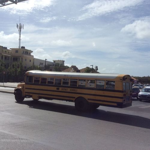 School Bus in