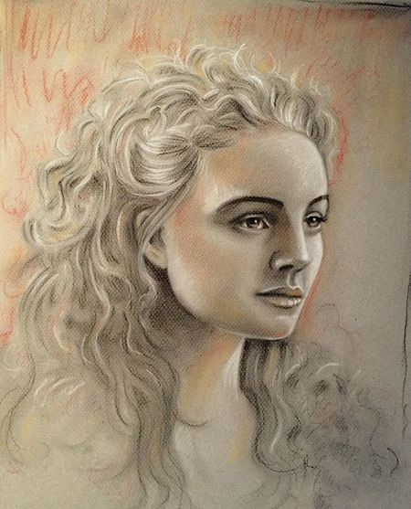Retrato /LeónCasas / 2015 Portrait Portraits Retrato Painting Dibujo A Lapiz Art, Drawing, Creativity Pintura Sketch Drawing Sketchbook