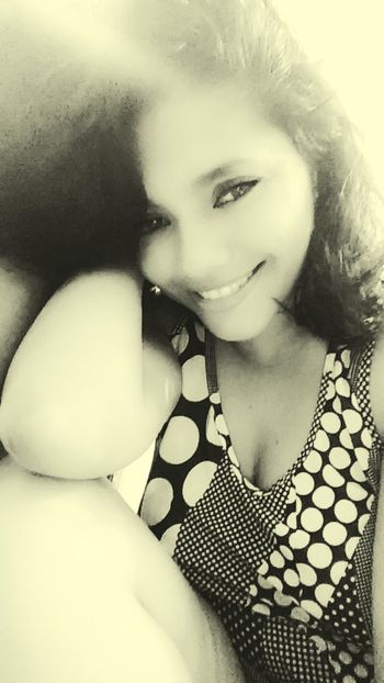 Brazilian Woman My Selfie Beauty Woman Eye Make-up