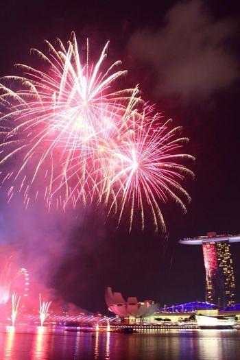 #NDP #2013 • NE #Show 1 • #Fireworks #Display @NDPeeps