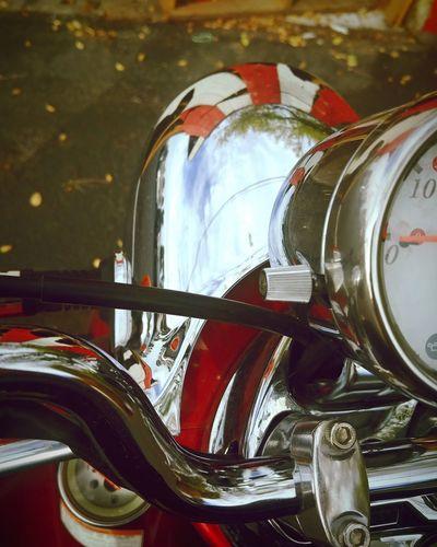 Enjoying Life Moped Mopeds Fall My Ride Sweet Reflective Shine Untold Stories Live