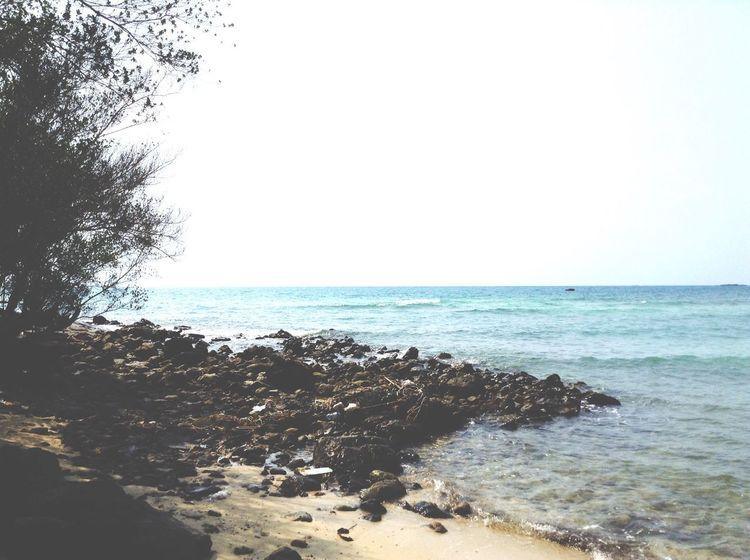 Sea Seascape Sea And Sky Onthebeach Beach Life Life Is A Beach Samedisland Kohsamed Rayong