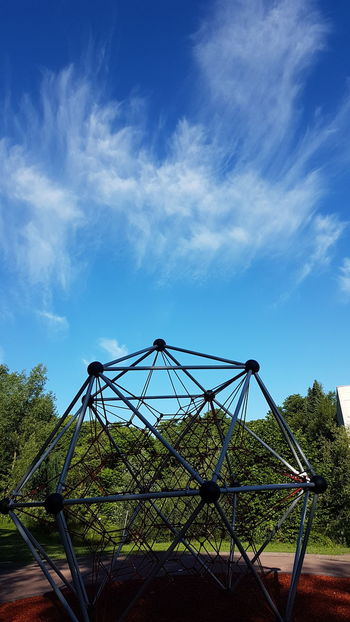 Heute morgen in Ohligs Rollercoaster Amusement Park Arts Culture And Entertainment Sky Day Outdoors No People Landscape