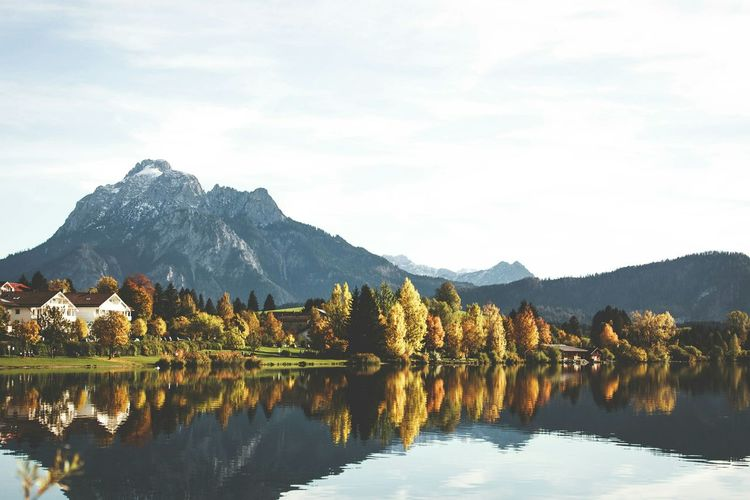 Nature EyeEm Nature Lover EyeEm Best Shots Mountains Lake Refection