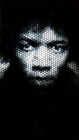 Textured  Close-up Classic Rock Jimi Hendrix Pixelated Art Illuminated Pattern Textured  Abstract Circles Of Confusion Circles Strawcamera Experimental In Camera Human Face Portrait The Week On EyeEm