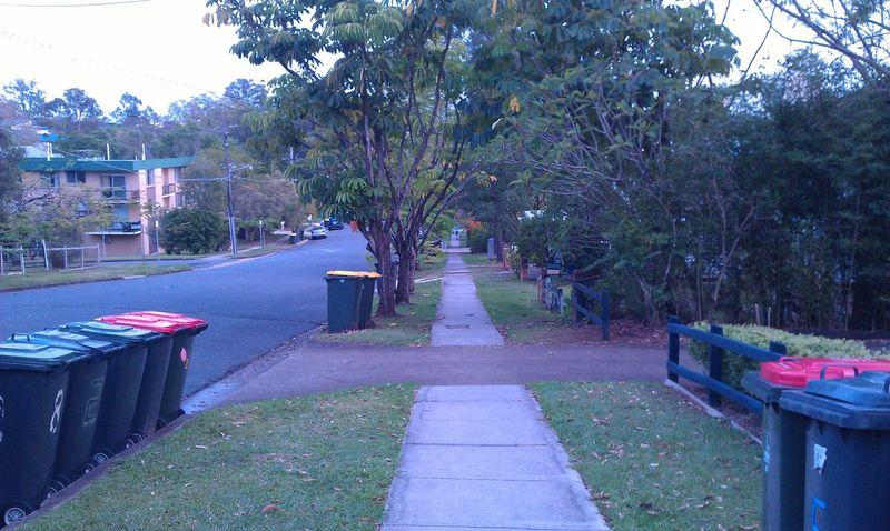 Brisbane street, StLucia UQ