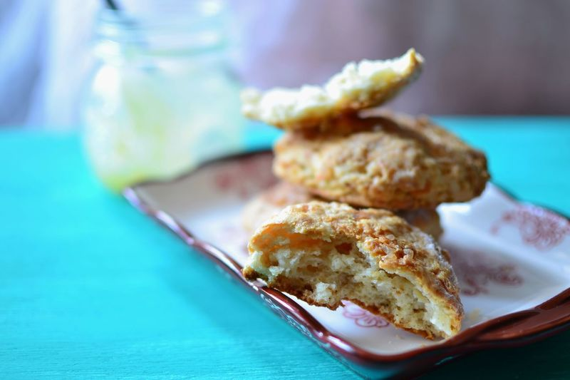 Apple and cheddar cheese scones Appetizer Baked Blue Bright Colors Dessert Food Food Photography Foodphotography Freshly Baked Home Home Baked Lemon Curd Scones Sweet Food Traditional Food Visual Feast