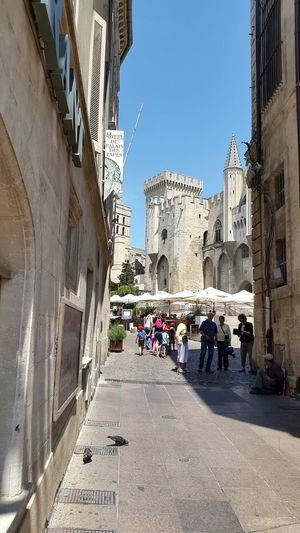 My City Avignon south of France