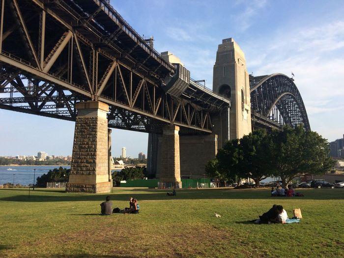 Travel Photo Bradfield Park Sydney Australia