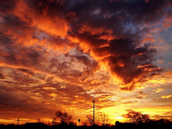 Another Texas Sunrise Sunrise Morning Clouds Sky IPSWebsite The City Light EyeEm Selects