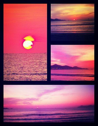 Beautiful Sunrise Mallorca