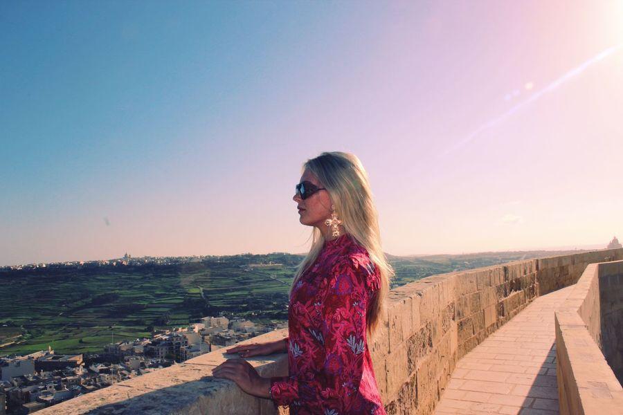 LOVE MALTA - The Good Rogue #goldencity #gozo #malta #Vallett Victoria