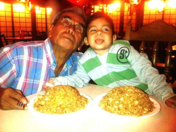GUAYAQUIL ECUADOR mi daddy y mi sobrinito thiago