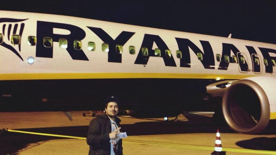 Me :)  Fly Travel Frankfurt